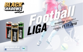 XV edycja Black Shadows Football Ligi