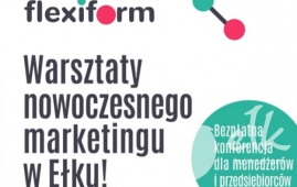 Flexi Form Day -  już 7 listopada