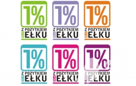 1% for the benefit of Elk