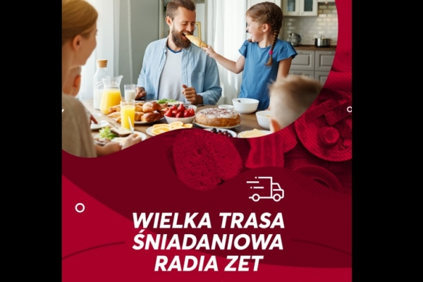 Radio ZET in Elch